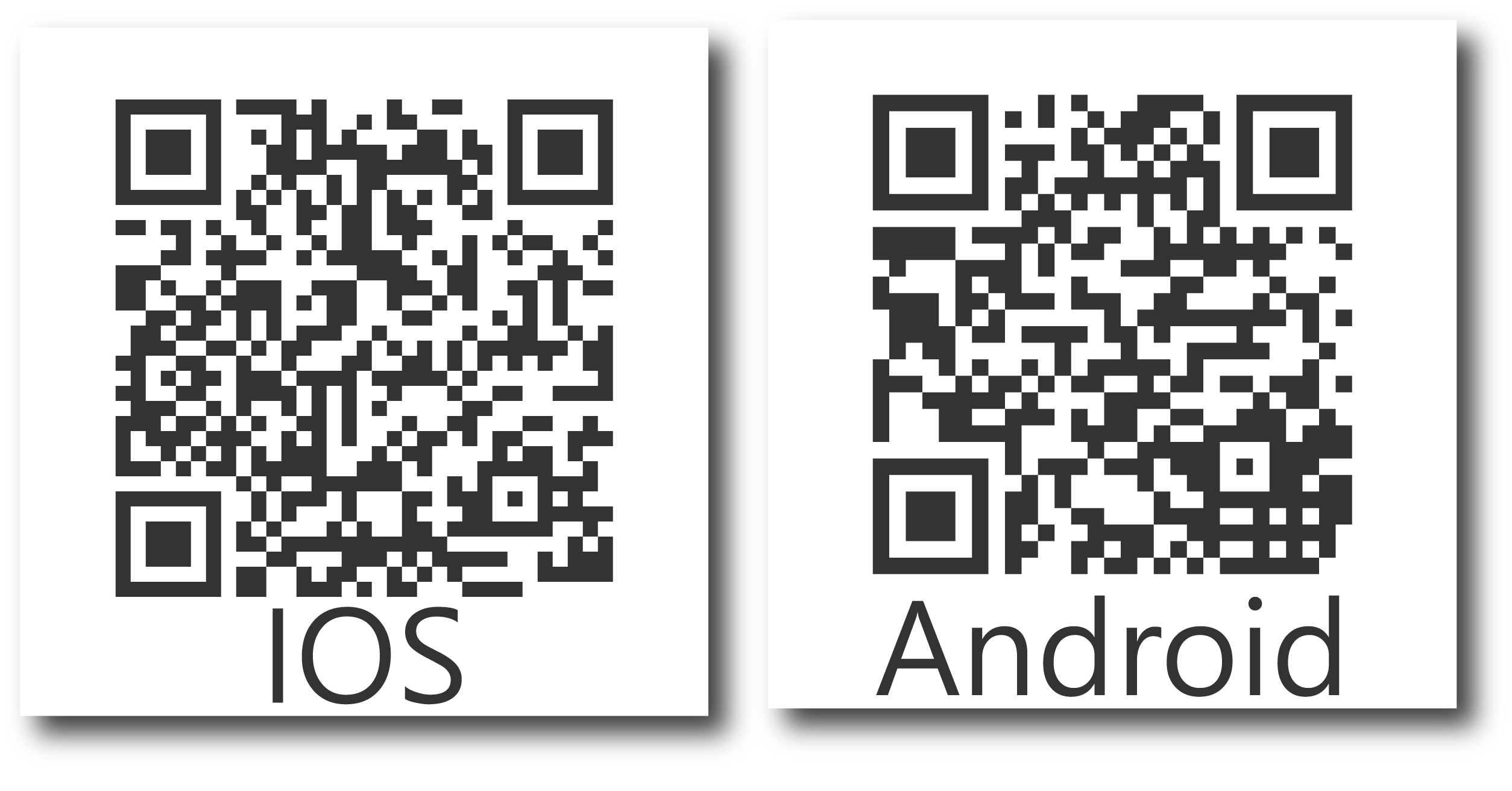 IOS&Android QR